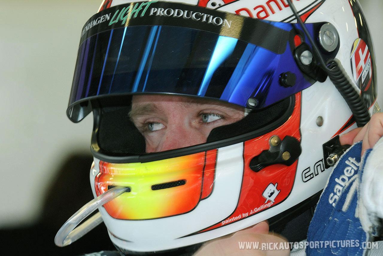 Christoffer Nygaard-WEC-Silverstone 2014