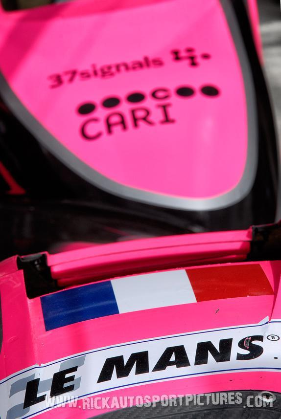 OAK Racing Le Mans 2012