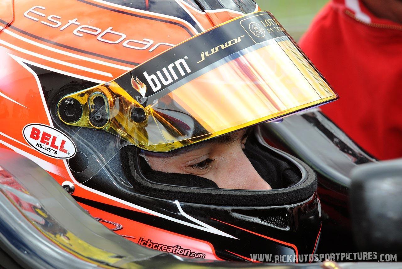 Esteban Ocon F3