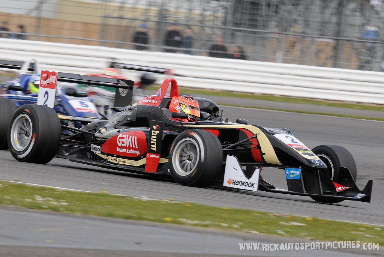 Esteban Ocon F3 2014