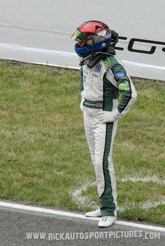Paul Drayson Le Mans 2010