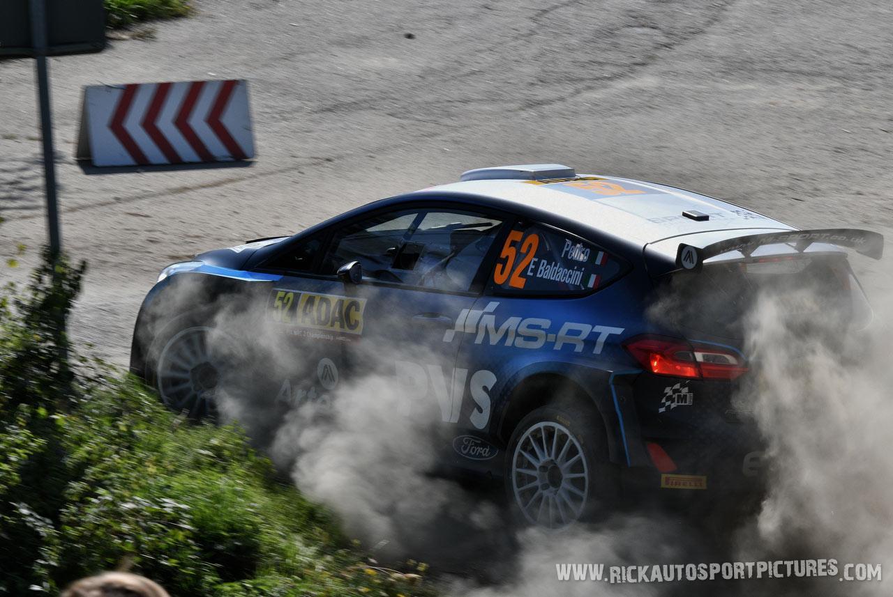 Pedro Deutschland Rally 2019