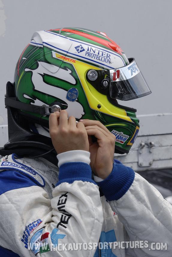 Sergio Perez F3 Spa 2008