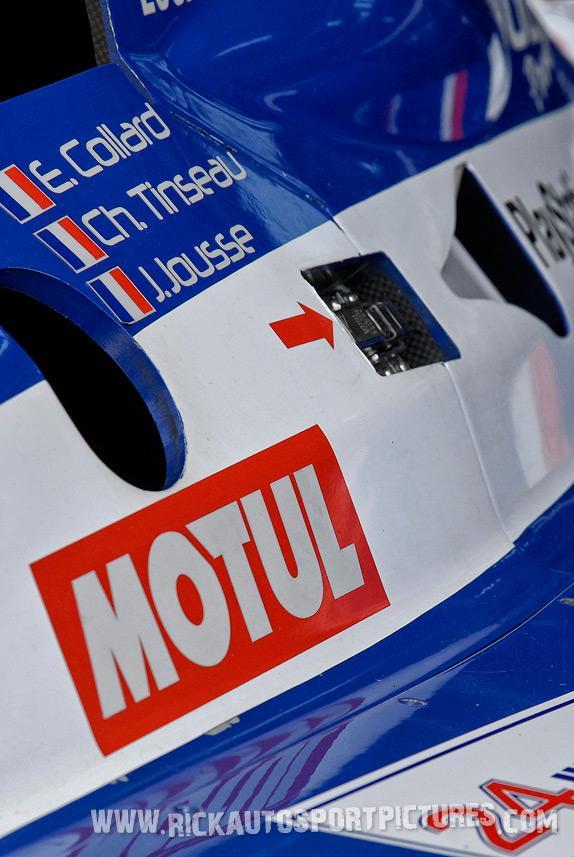 Pescarolo Team Le Mans 2011