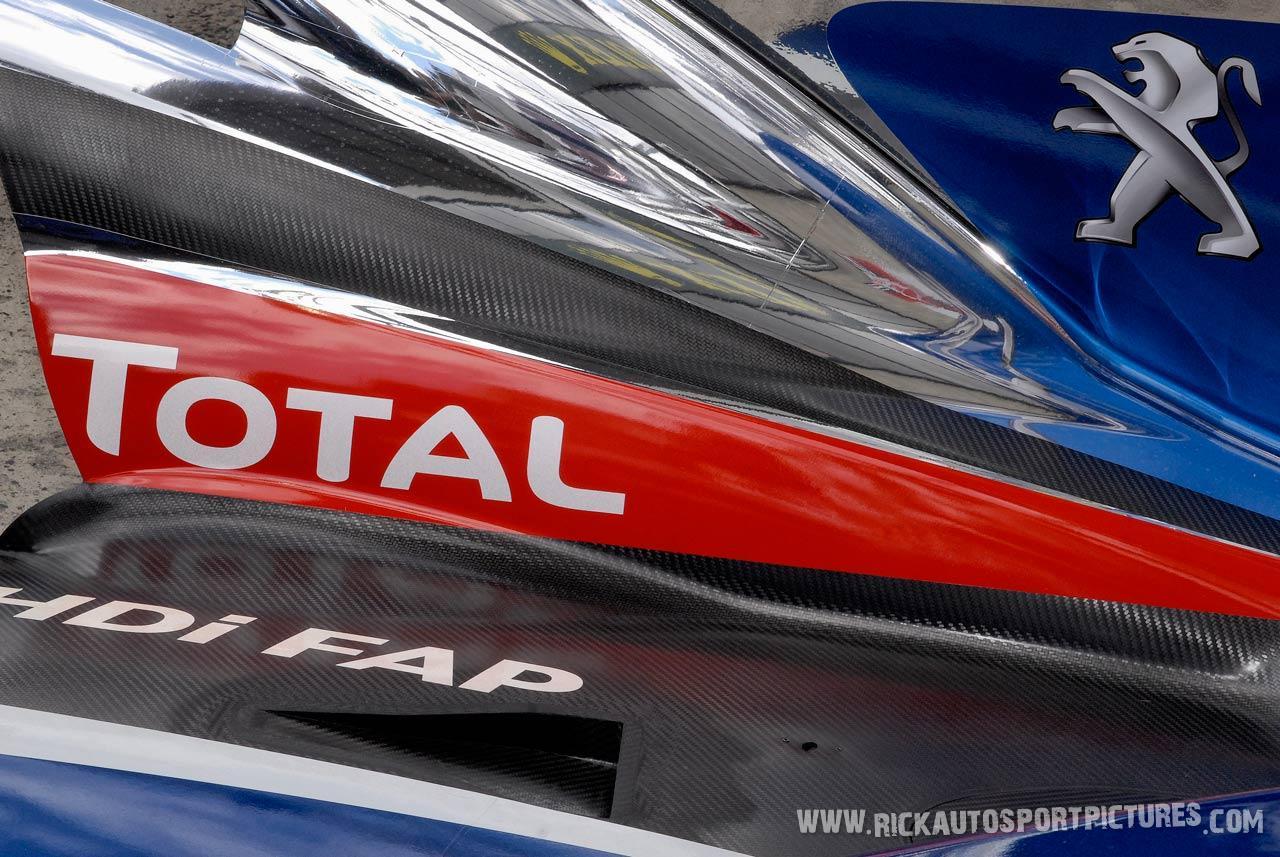 Team Peugeot Le Mans 2011