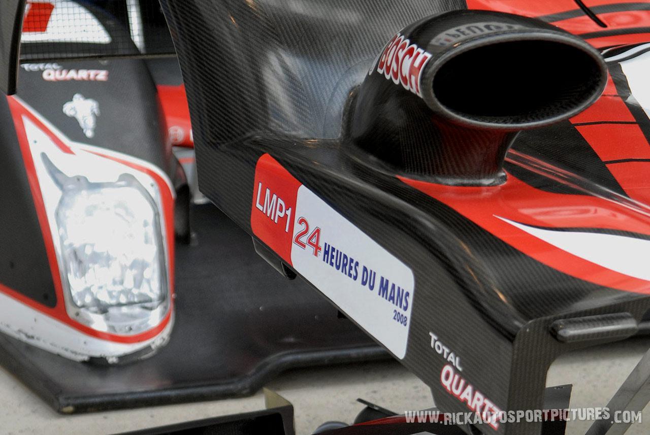 Peugeot Le Mans 2008