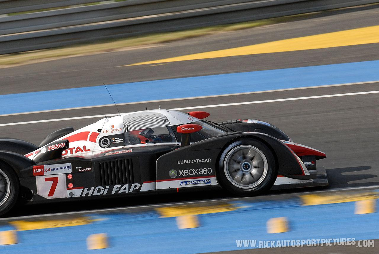 Nicolas Minassian Peugeot Le Mans 2008