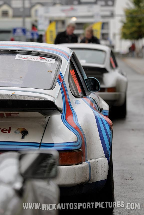 Porsche 911 Martini East Belgian 2017