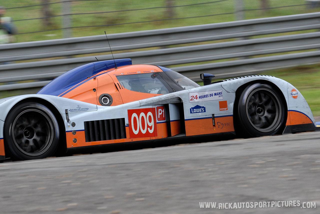 Prodrive Aston Martin le mans 2010