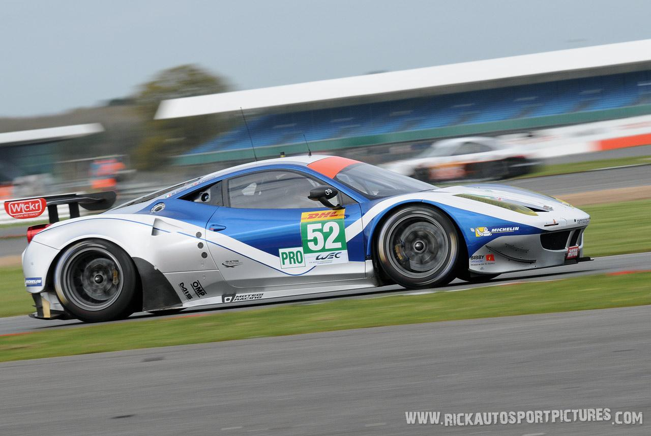 RAM-Racing WEC Siverstone 2014