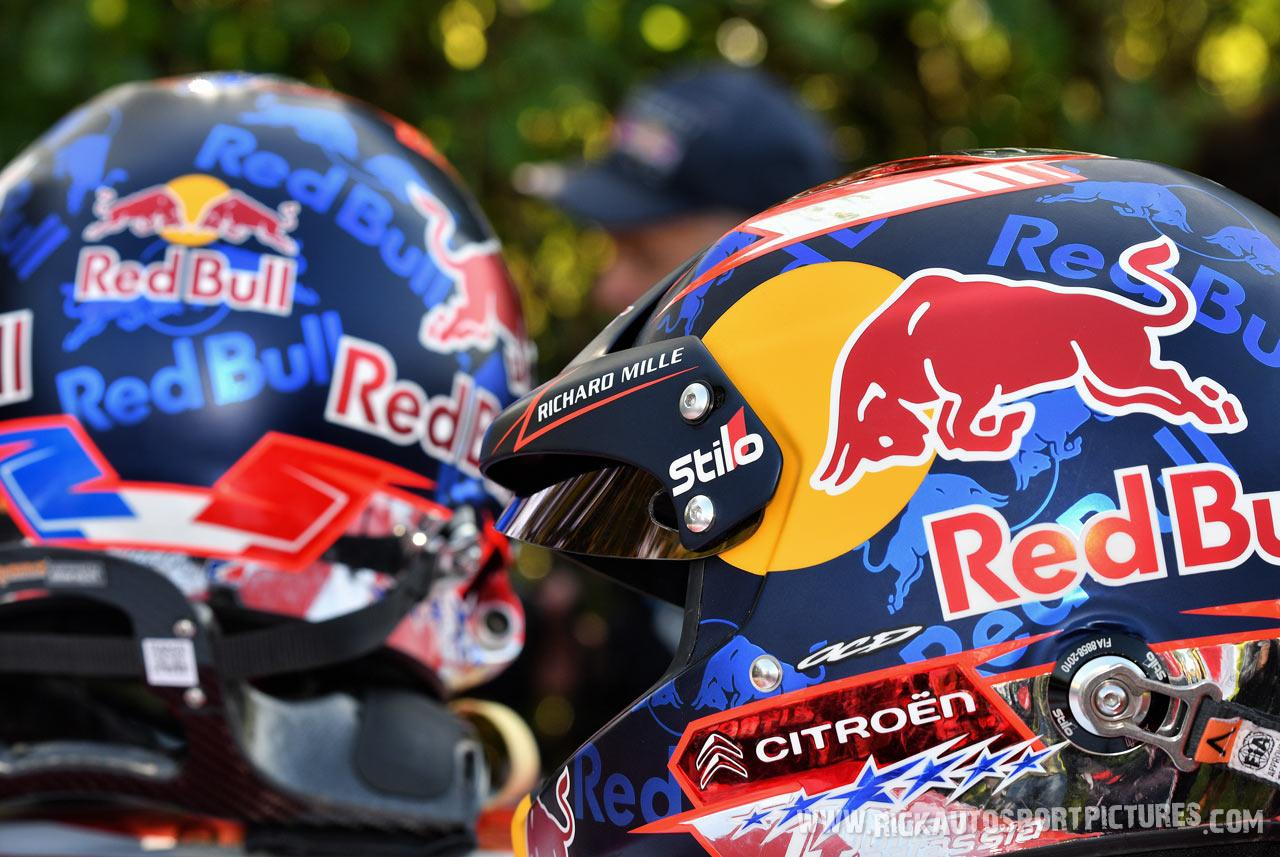Red Bull Deutschland Rally 2019