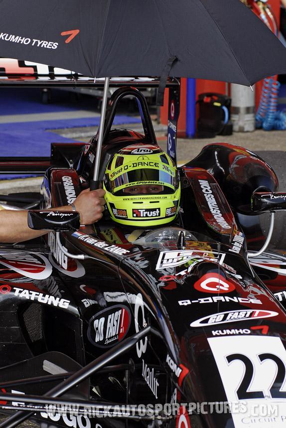 Renger van der Zande F3 2007