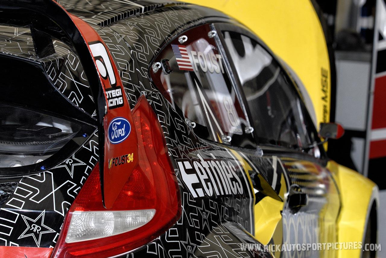 Team Olsbergs MSE Ford Fiesta 2011