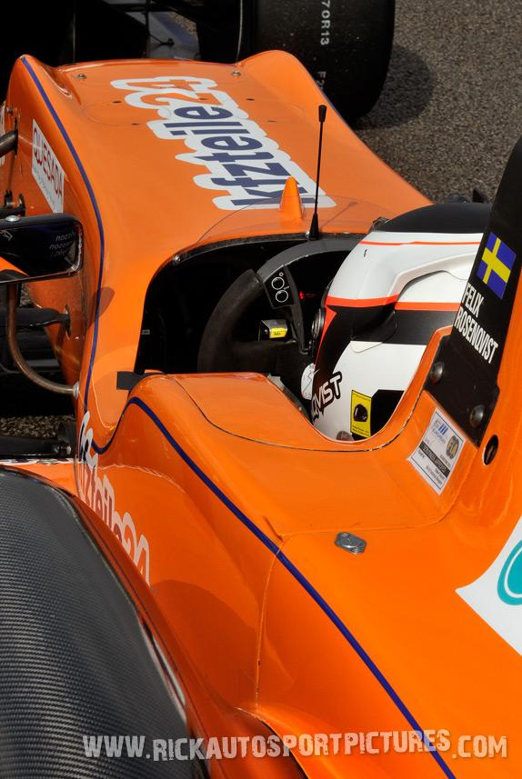 Felix Rosenqvist 2013 F3