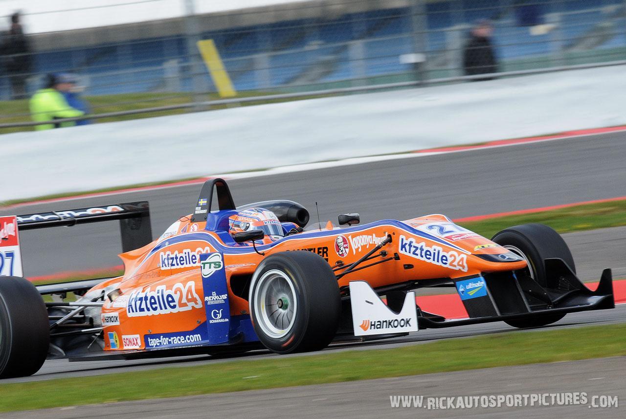 Felix Rosenqvist F3 2014