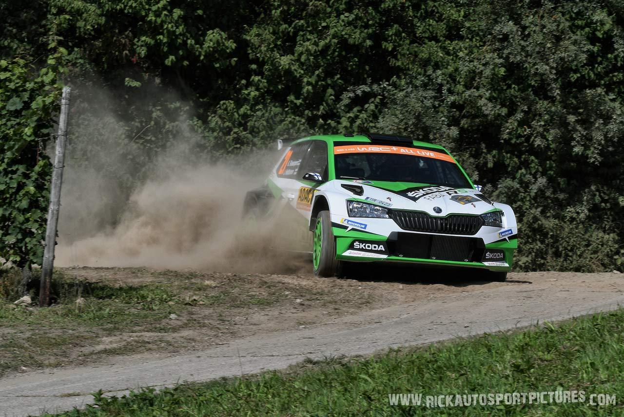 Kalle Rovanpera WRC Deutschland 2019