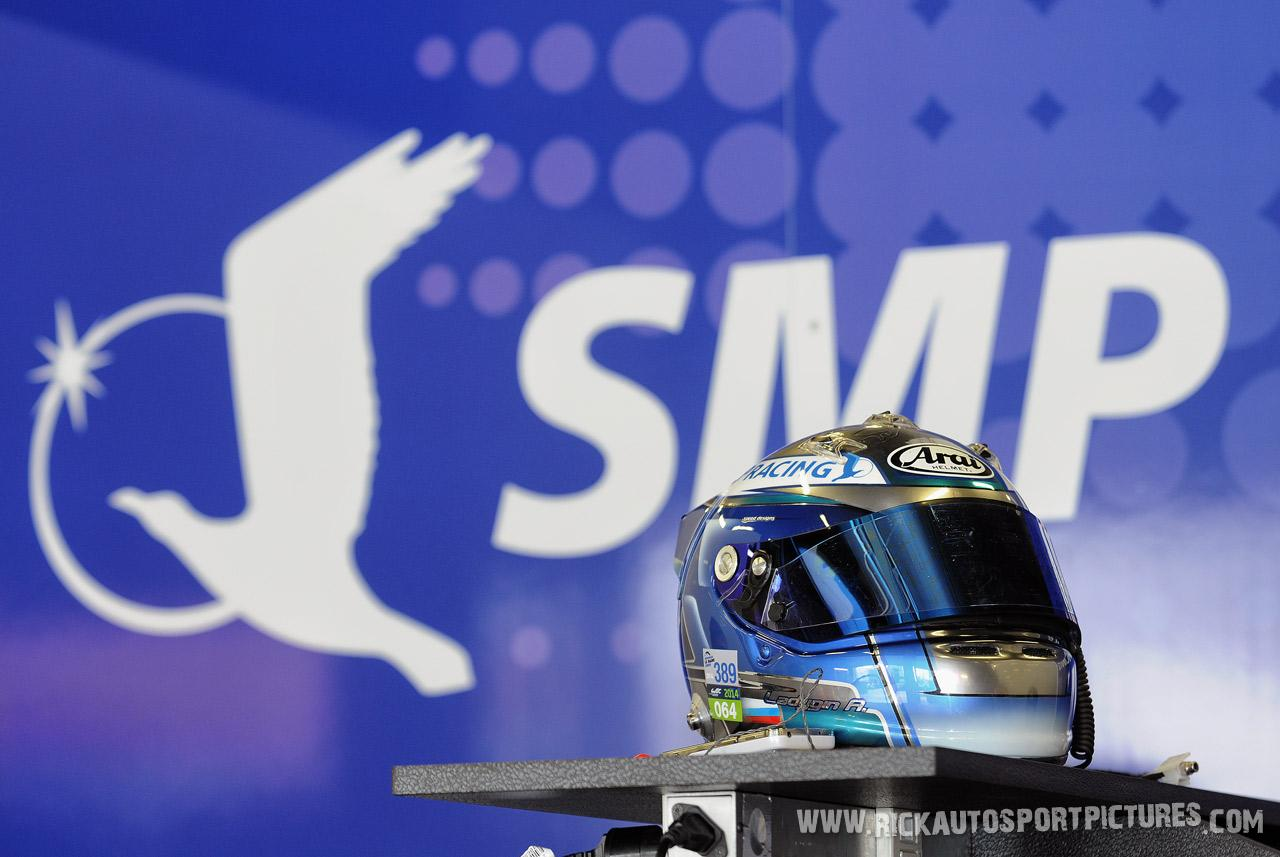 Anton Ladygin Silverstone 2014
