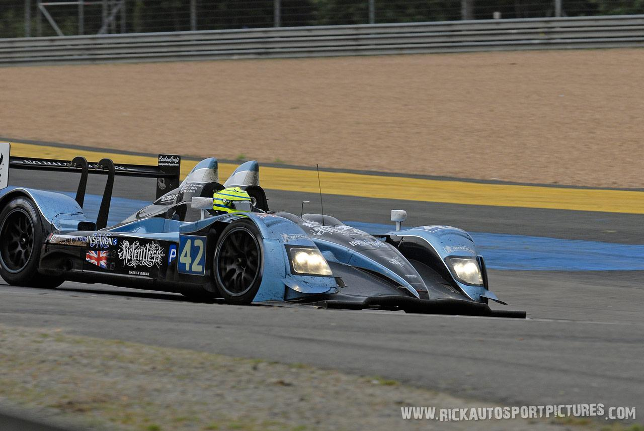 Strakka Racing Le Mans 2010