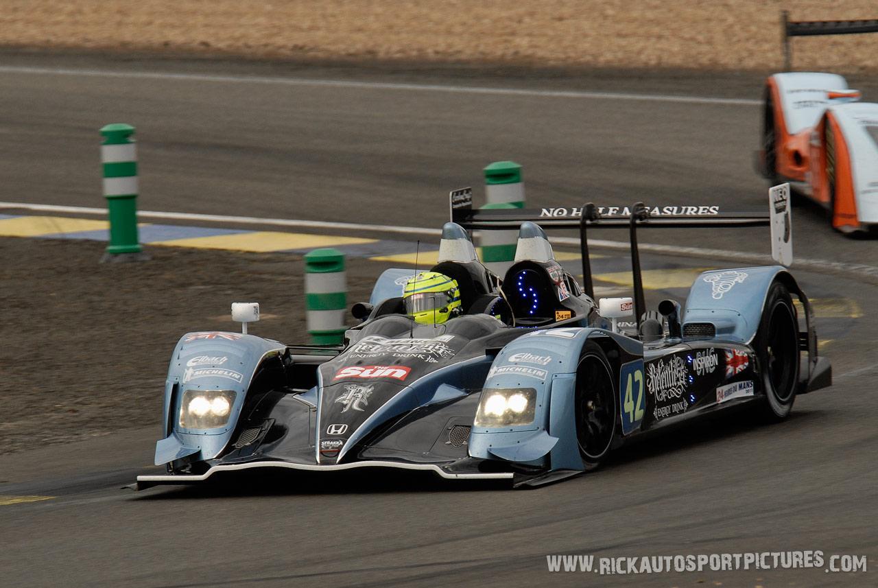 Danny Watts Le Mans 2011