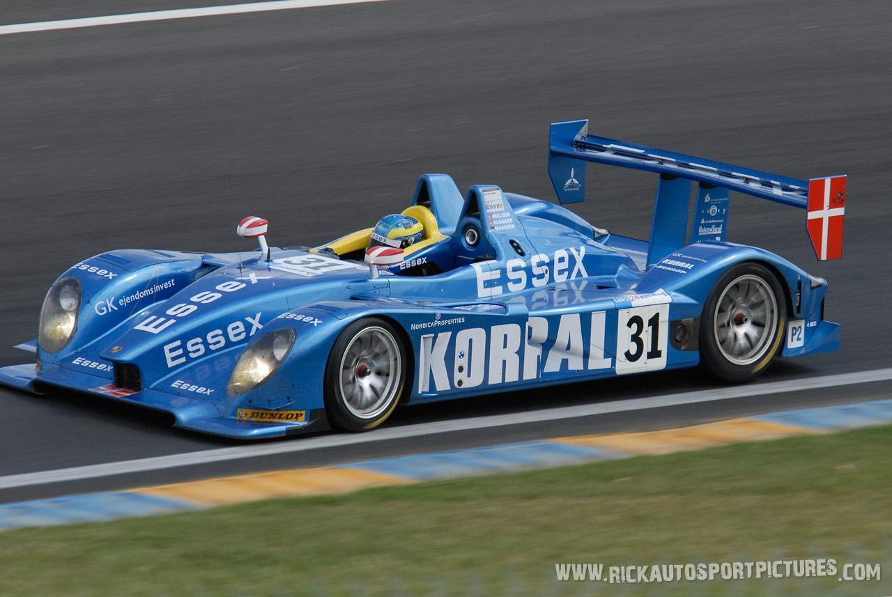 Team Essex Porsche Le Mans 2008