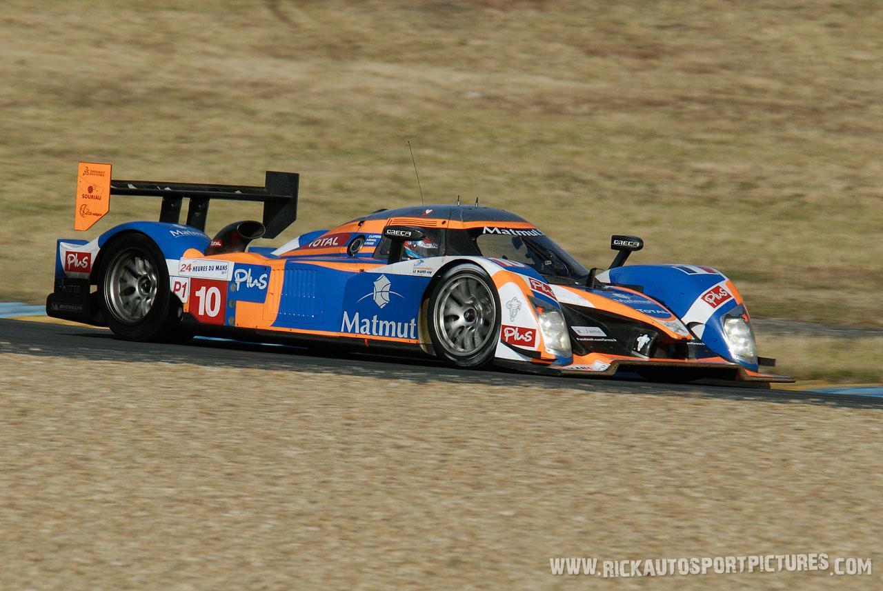 Team Oreca Matmut LMP1 Le Mans 2011