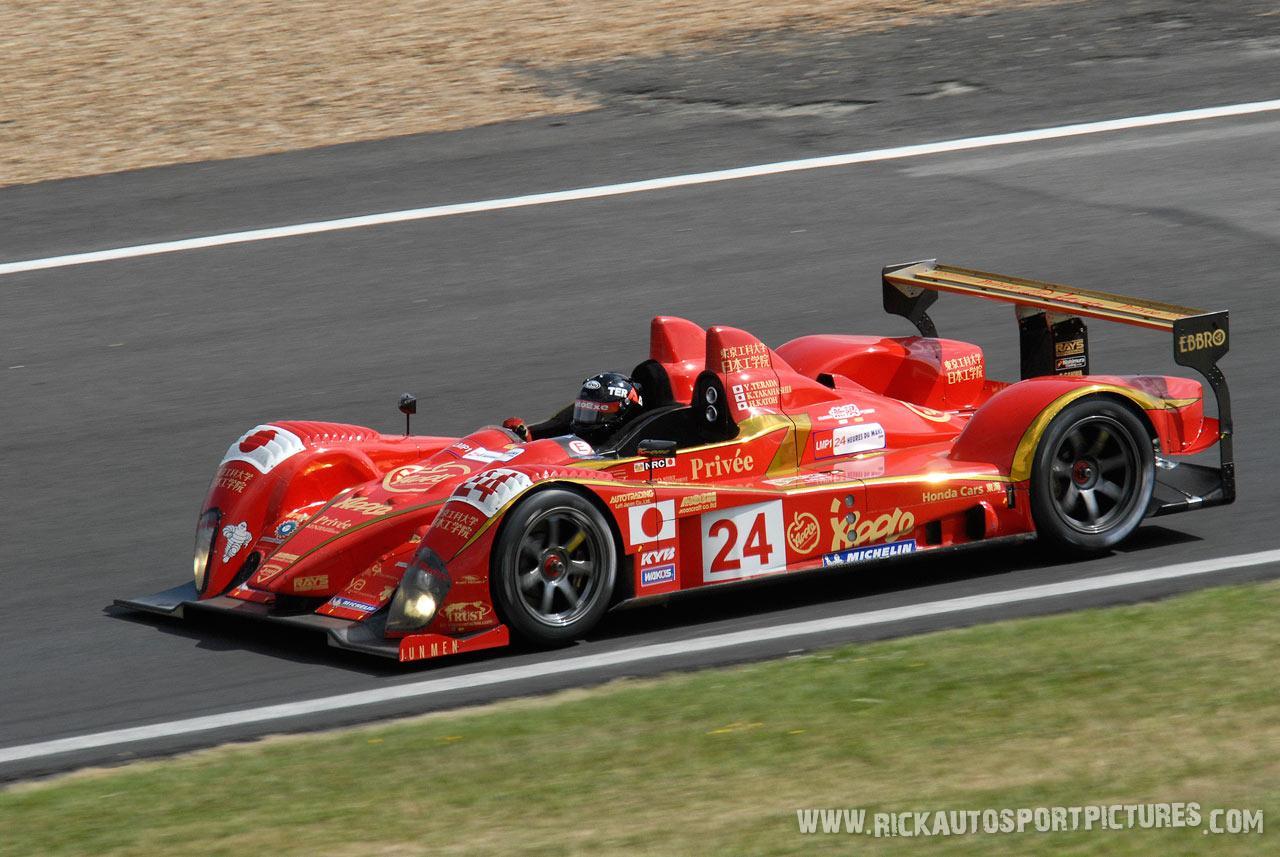 Terramos Courage le Mans 2008