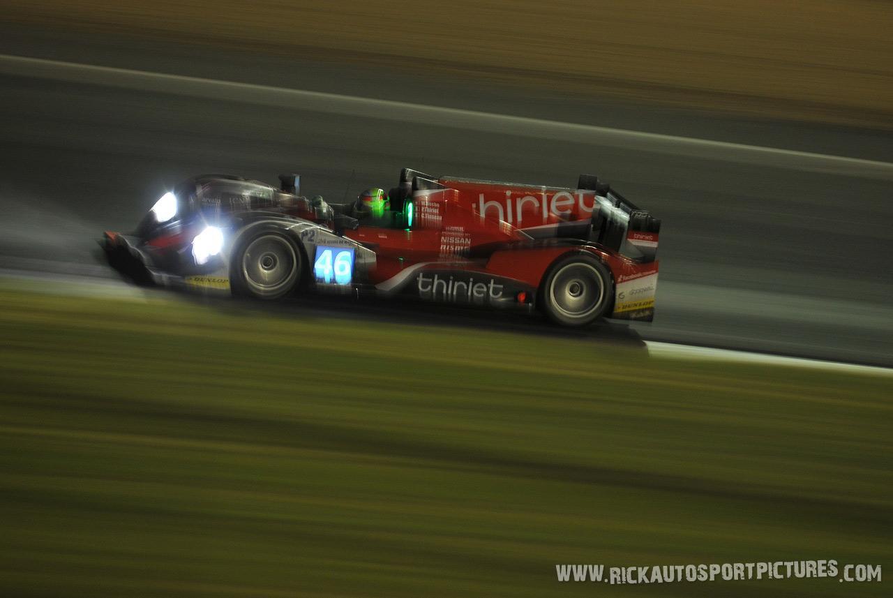 Thiriet by TDS Le Mans 2012