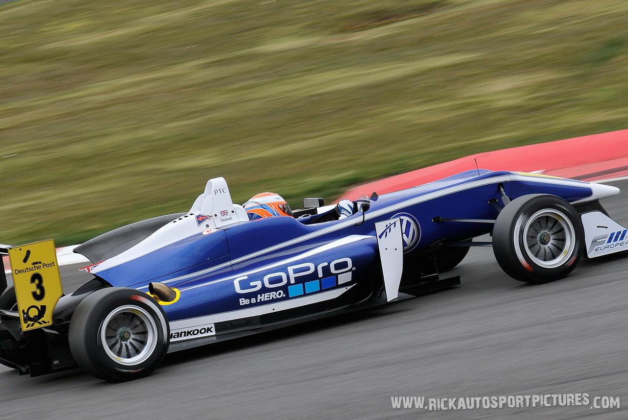 Harry Tincknell F3 2013