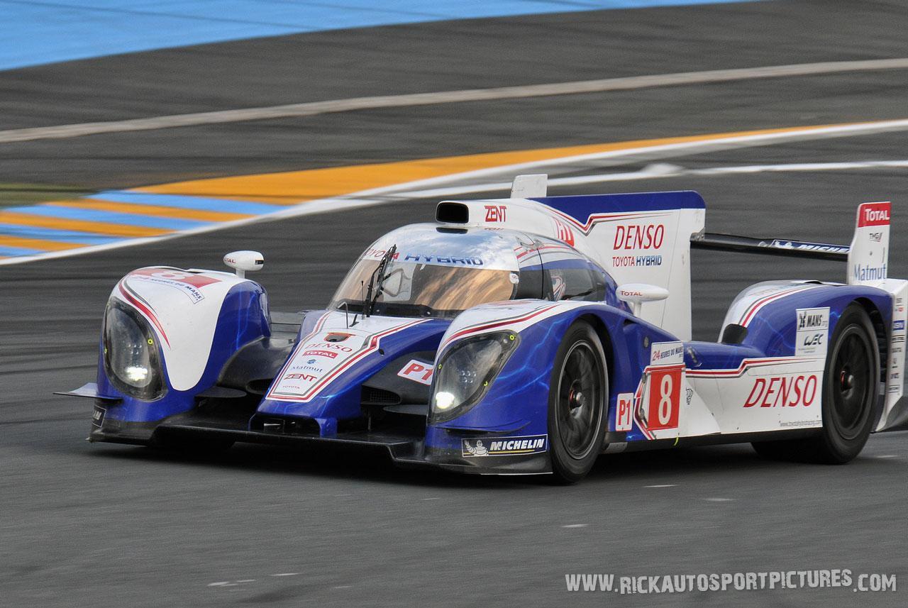 Toyota Gazoo Le Mans 2012