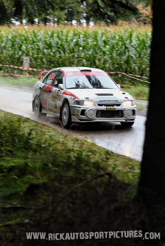 Piet van Hoof East Belgian Rally 2017