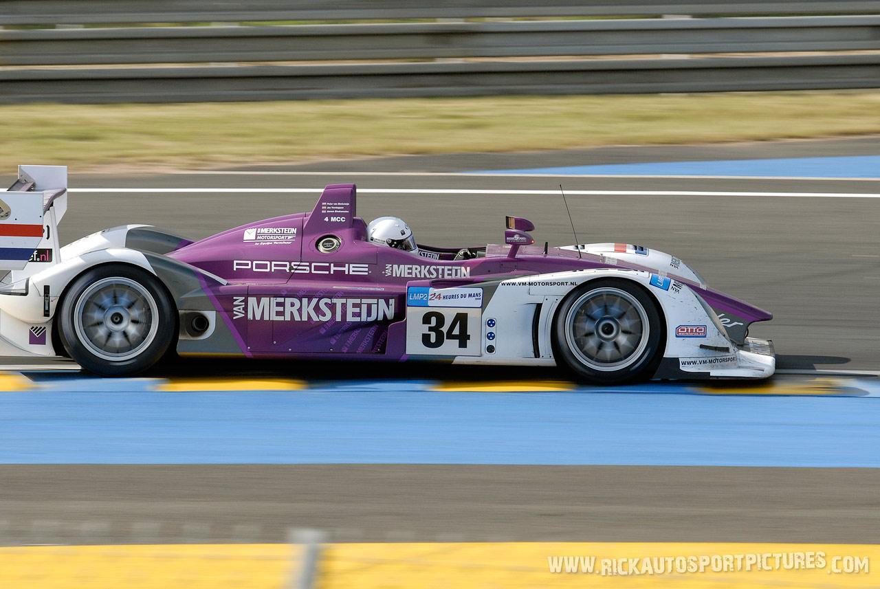 Van Merksteijn Motorsport Le Mans 2008