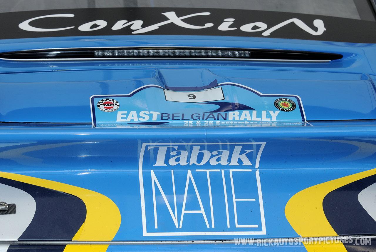 Tim van Parijs east belgian rally 2015