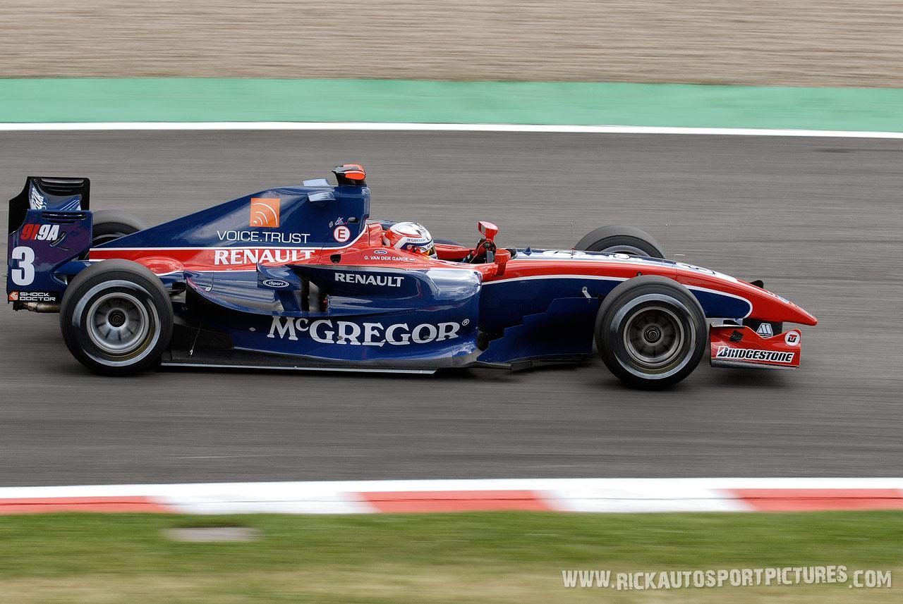Giedo van der Garde Spa 2009
