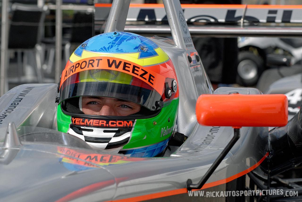 Yelmer Buurman F3 2007