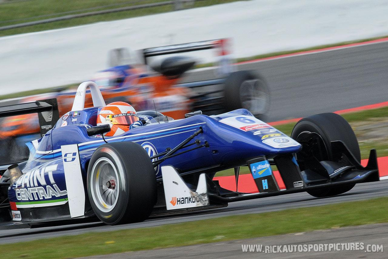 Ed Jones F3 2014
