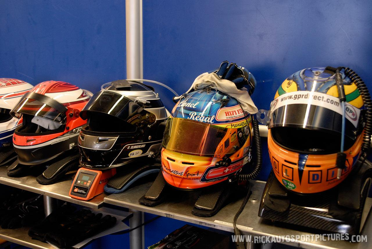 Lotus Jetalliance Le Mans 2011