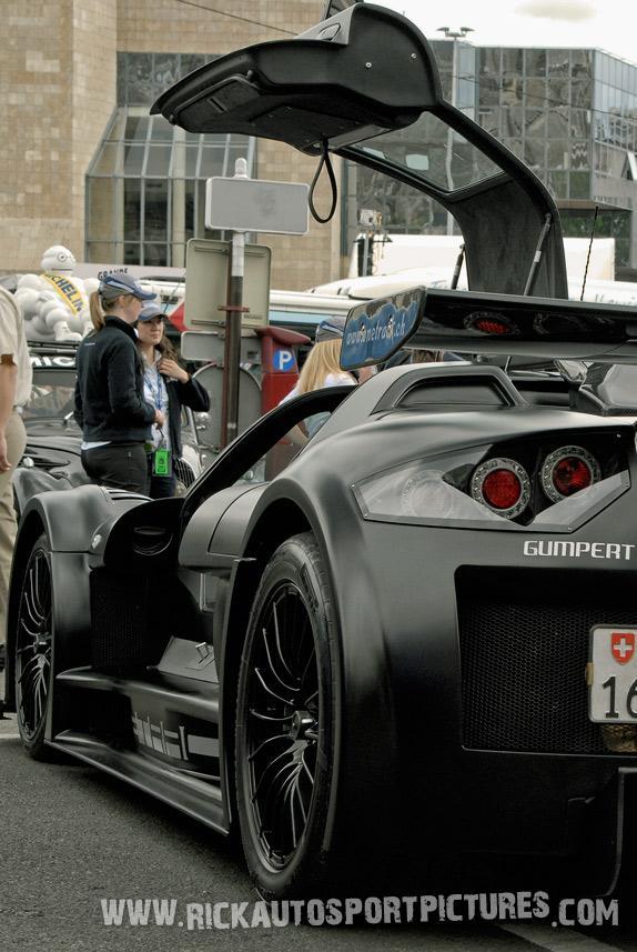 Gumpert Le Mans 2008