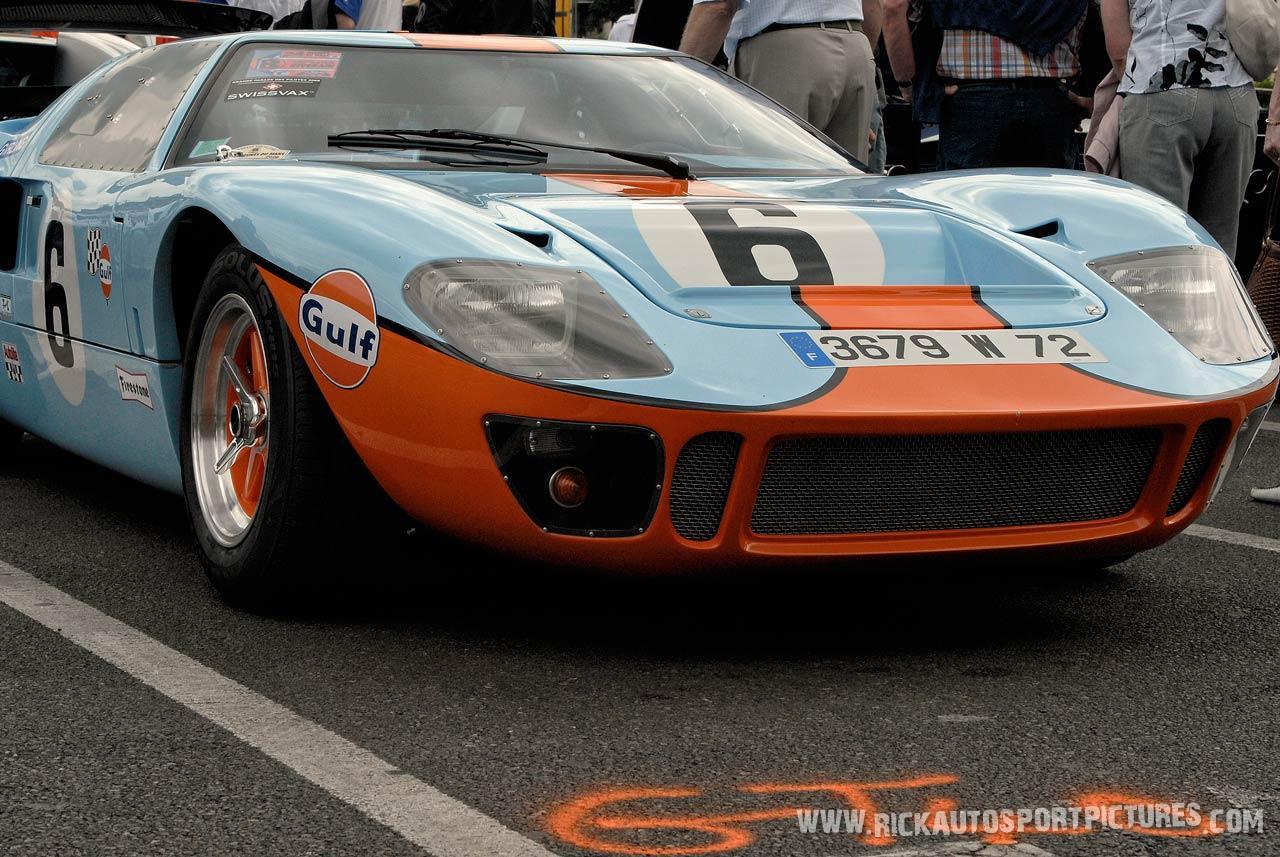 Parade Le Mans 2008
