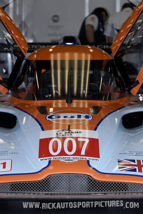 Aston Martin Racing spa 2009