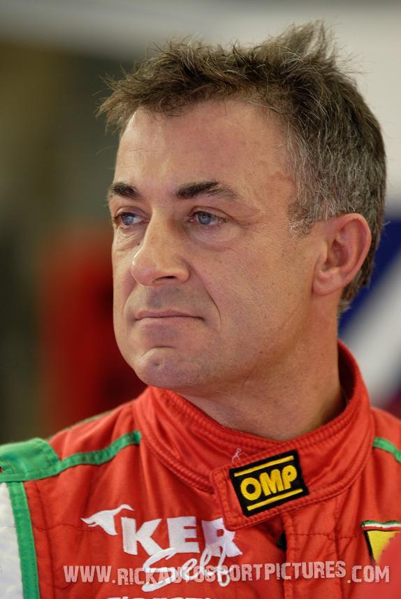 Jean Alesi Spa 2010