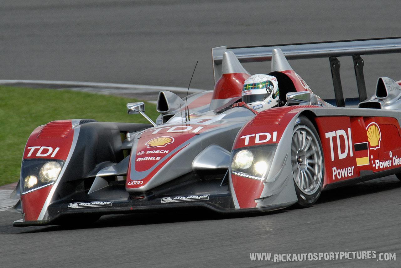 Allan-McNish-Silverstone-2008