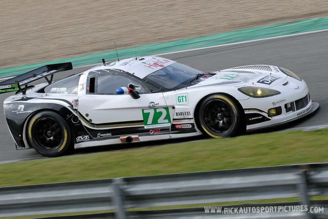 Luc Alphand Corvette 2010