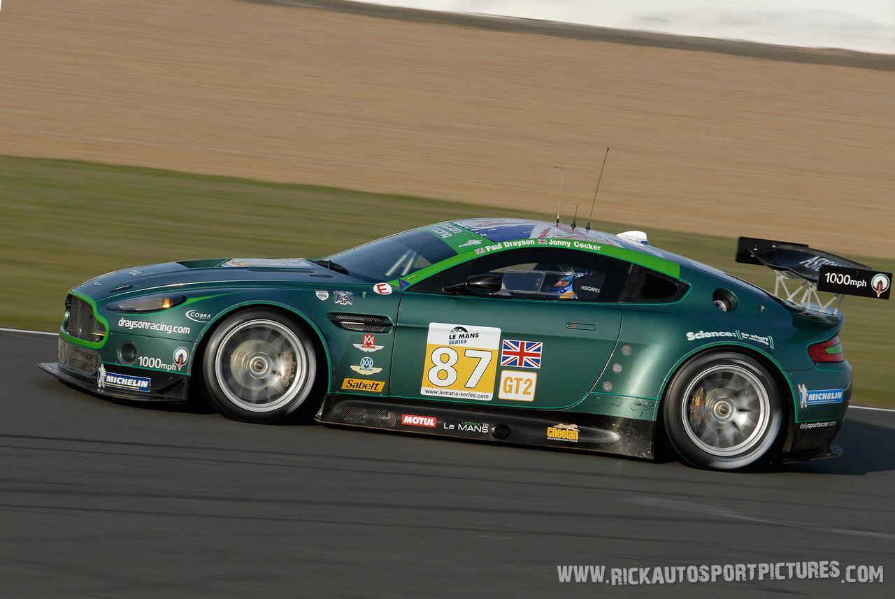 Drayson racing silverstone 2009