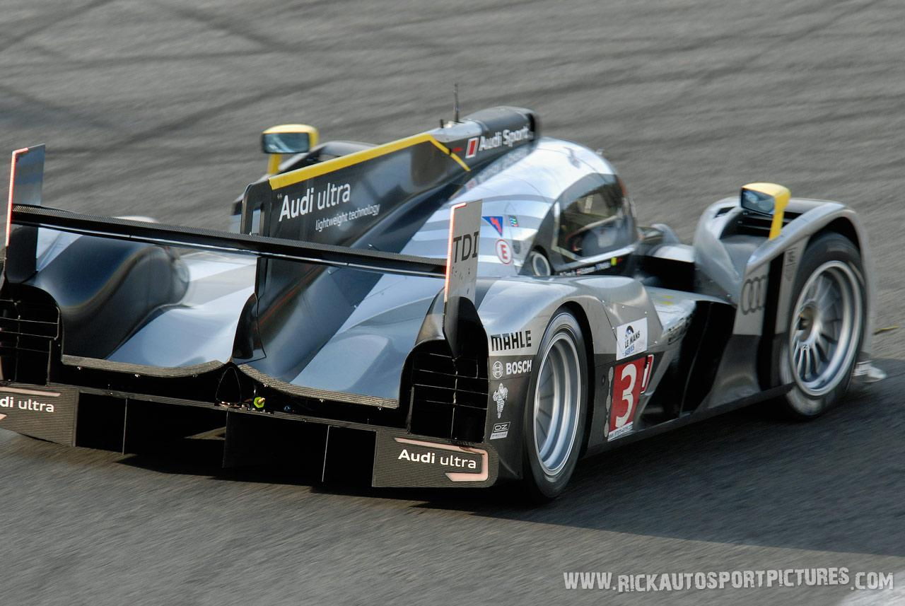 Audi Sport North America spa 2011