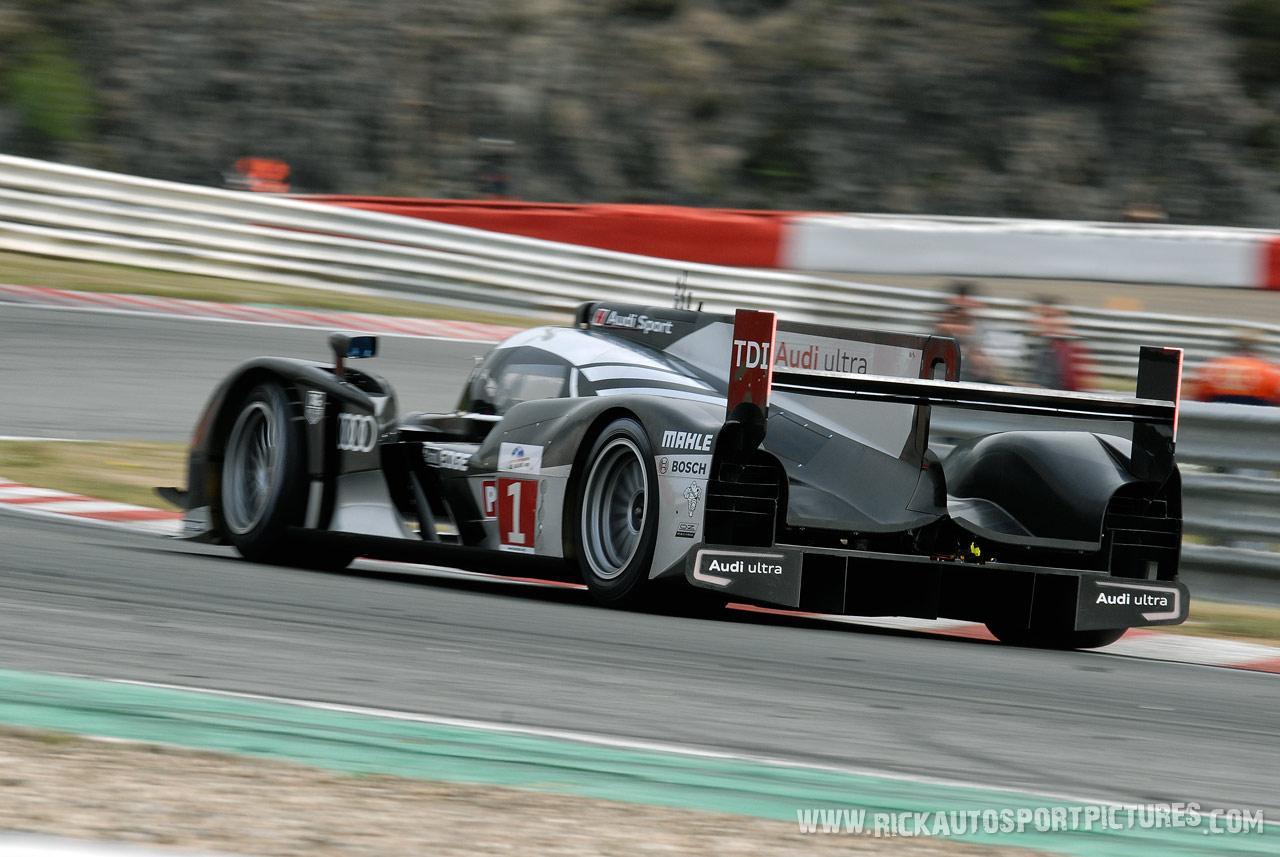 Audi Sport Team Joest spa 2011