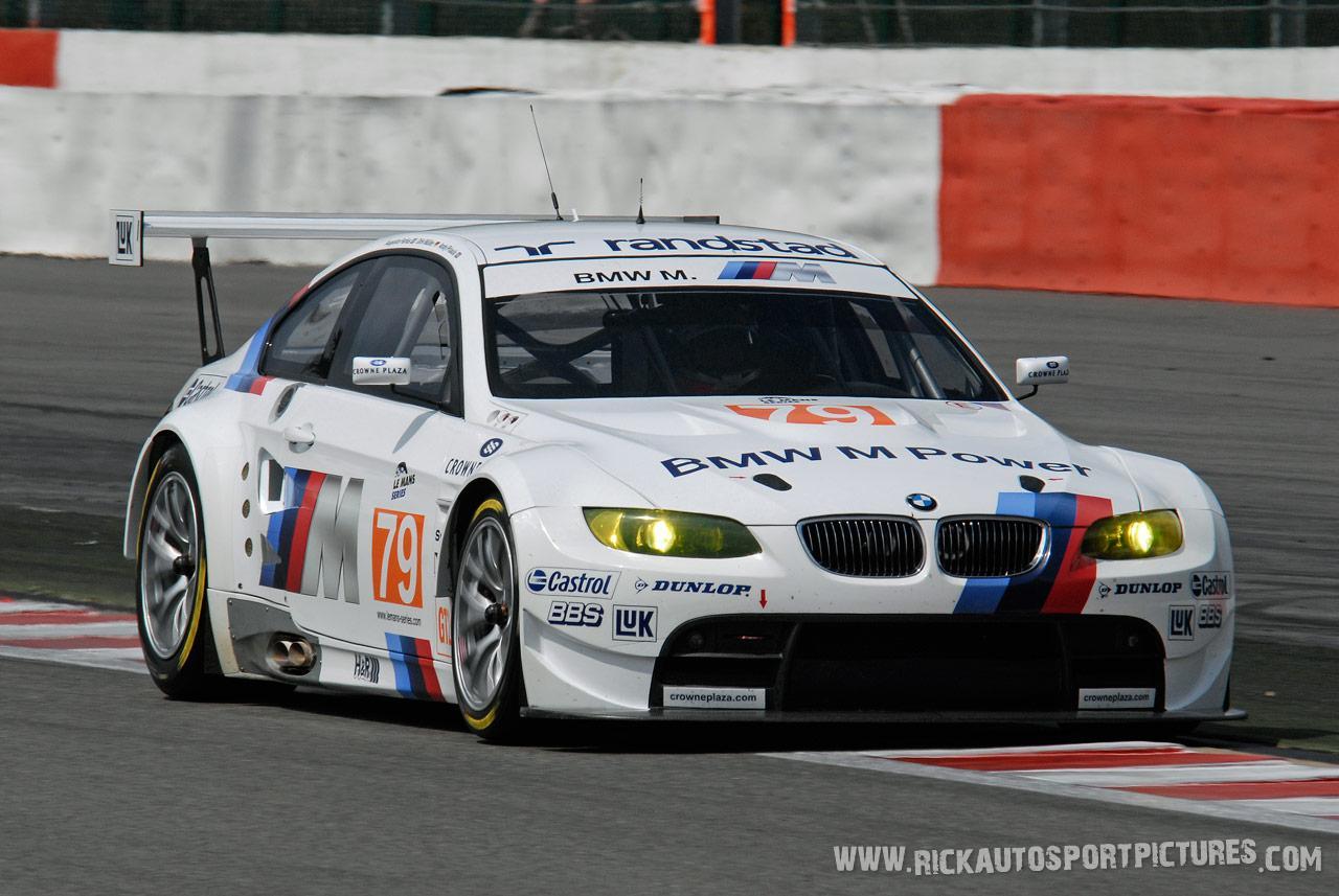 BMW Team Schnitzer M3 spa 2010