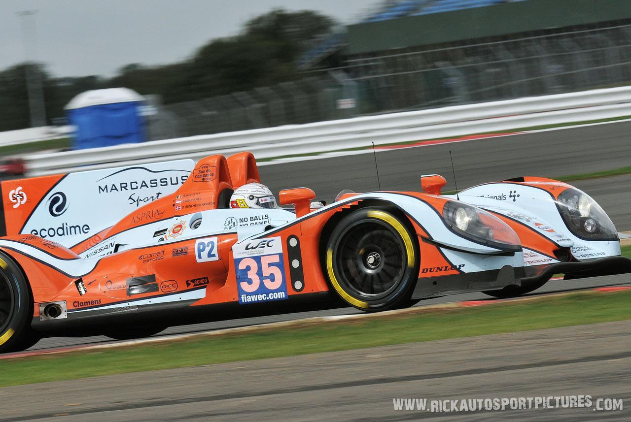 Bertrand Baguette OAK Racing