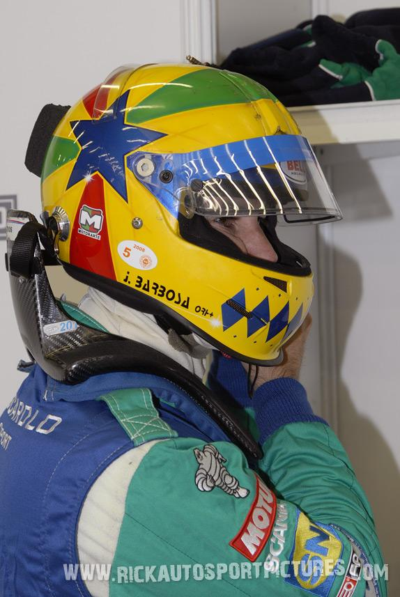 Joao Barbosa spa 2009