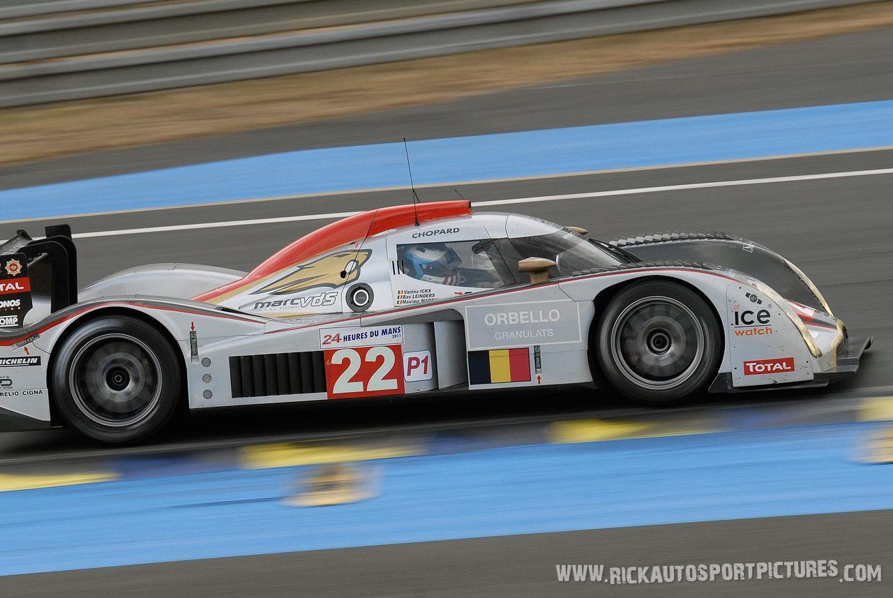 RACB Kronos Le Mans 2011