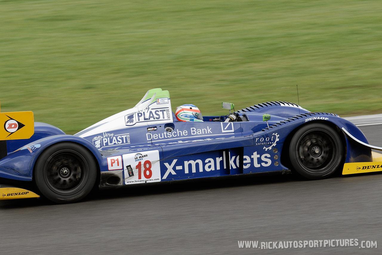 Charlie Hollings Silverstone 2008
